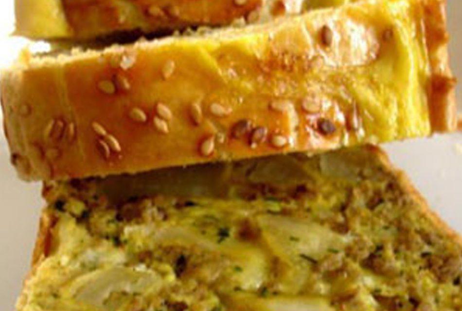 Tajine jiljlane (aux graines de sésame)