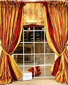 blanchir les rideaux coujinti. Black Bedroom Furniture Sets. Home Design Ideas