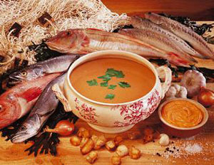 Recette chorba au poisson - Cuisine tunisienne poisson ...