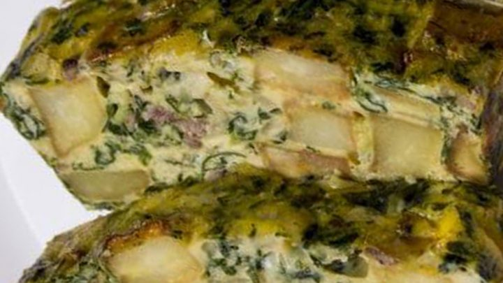 Tajine au thon et épinard