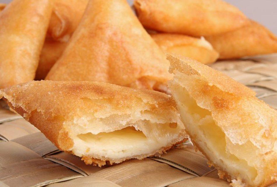 Brik au fromage